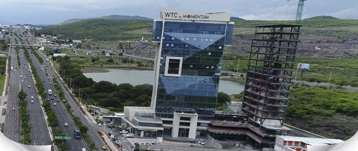 Muy pronto World Trade Center en Juriquilla